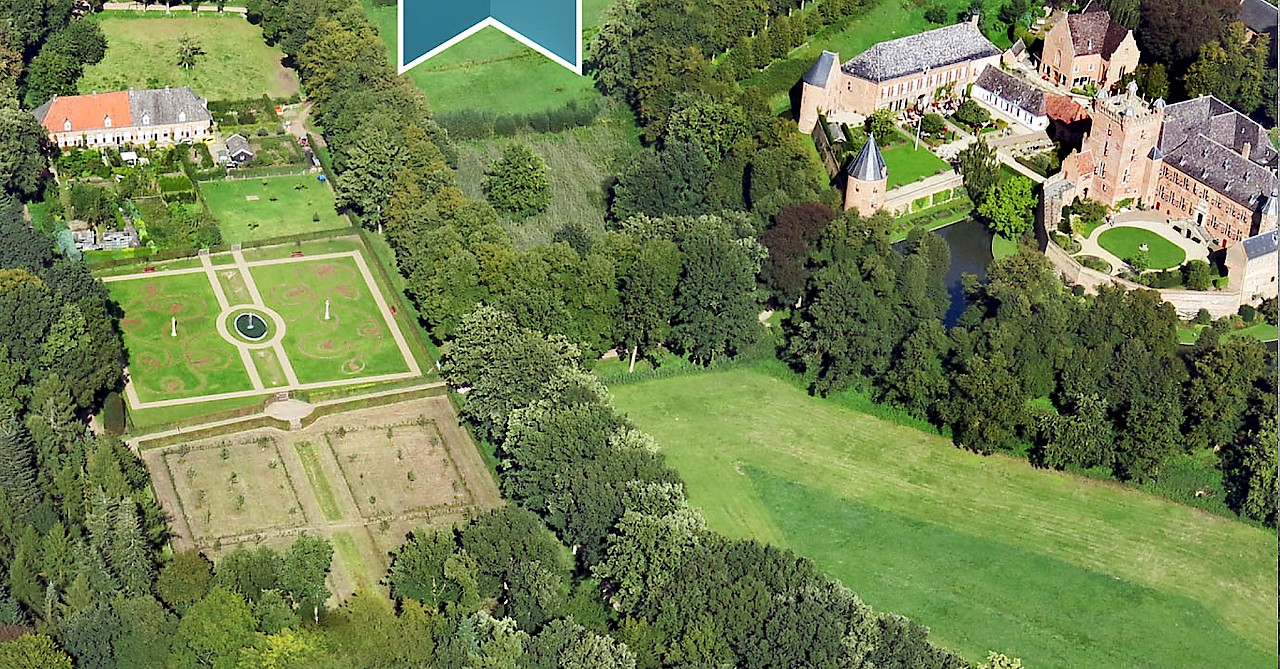 Nieuwe tentoonstelling huis bergh de oudste tuin van nederland heemkundekring bergh - Huis in de tuin ...